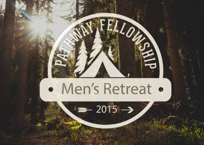 MEN'S RETREAT | LOGO DESIGN