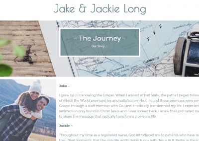 LONGS BLOG | WEBSITE DESIGN